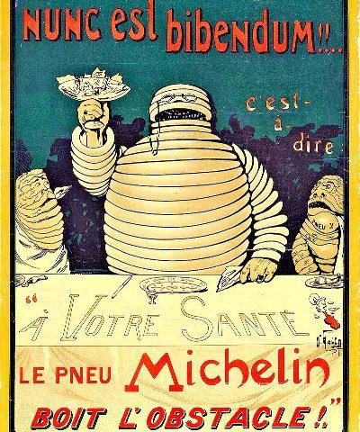 Michelin reclame-affiche 1898